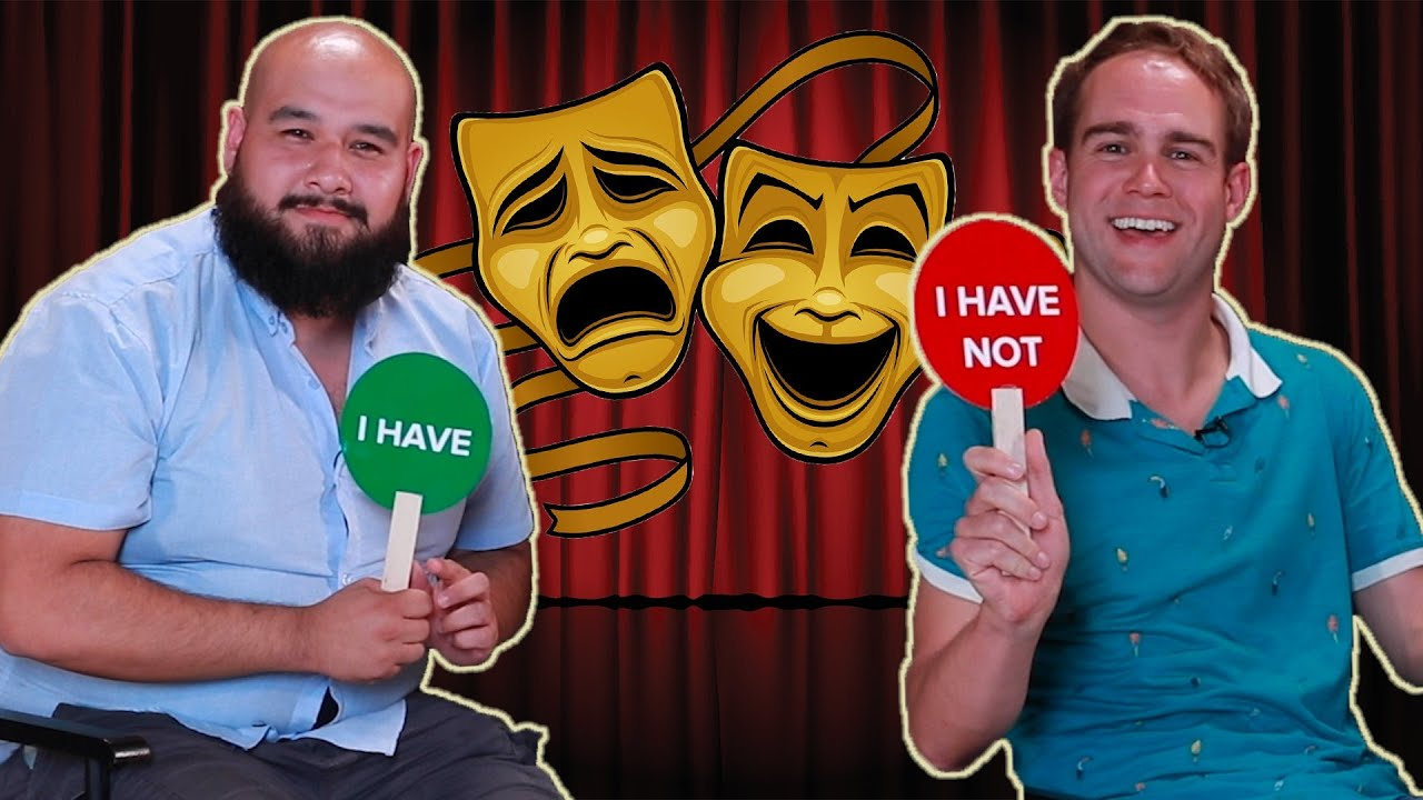 Drama Teachers Play Never Have I Ever thumbnail