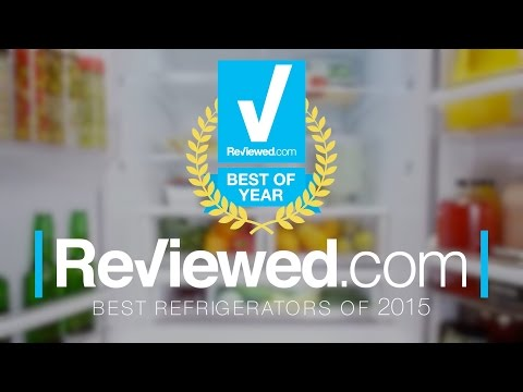 The Best Refrigerators of 2015