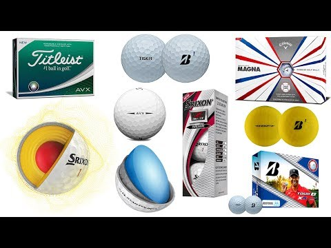 Best new golf balls for 2019 season