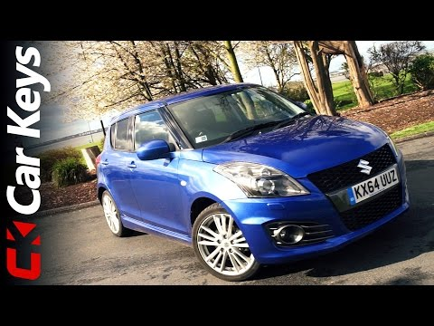 Suzuki Swift Sport 2015 Review - Car Keys