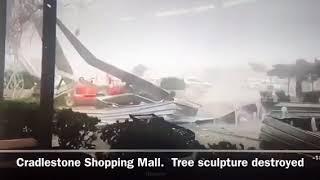 Tornado Johannesburg 2017