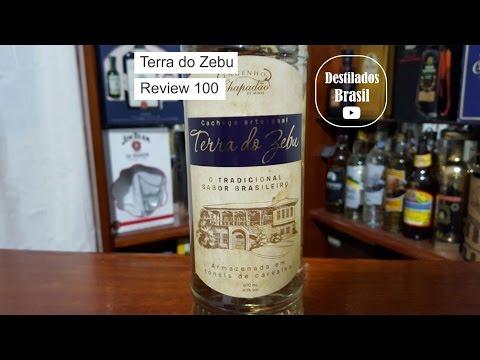 Terra do Zebu – Cachaça Artesanal – Review 100