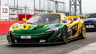 McLaren P1 GTR owner tries to KILL ME!!