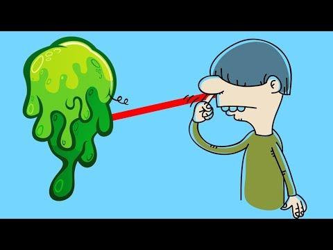 Darum solltest du deine Popel essen!