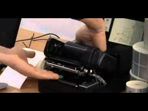Impresora de Etiquetas TTP 244 PLUS