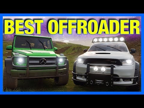 Forza Horizon 4 Online : BEST OFFROAD CAR!!