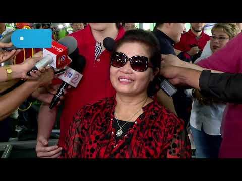 Inauguran gimnasio Copa Mundial en Plaza 101, Managua