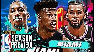 Miami Heat Season Preview: Jimmy Butler | Justise Winslow | Bam Adebayo [2019 20]