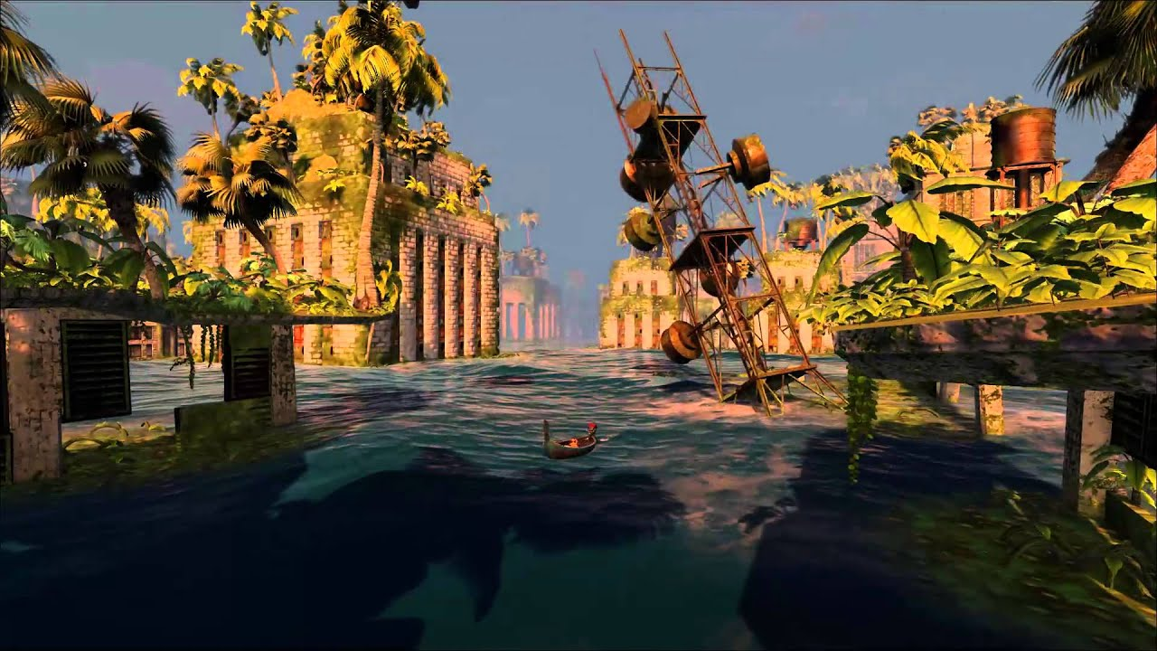 Submerged, una apacible aventura de exploración para PS4