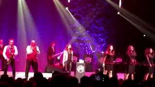 'Come See About Me' sung by Martina McBride live in Nashville at Bridgestone Arena.