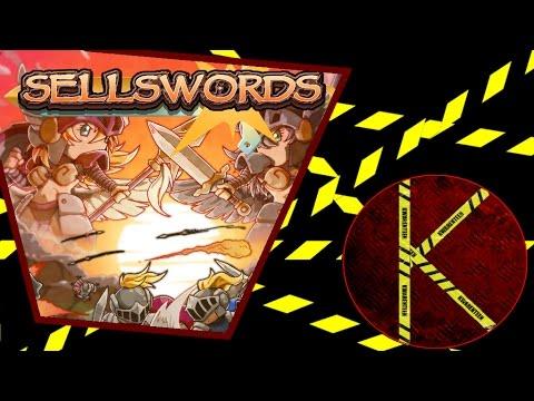 The Kwarenteen Reviews: Sellswords