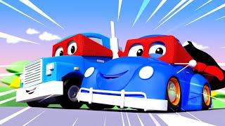Odtahové auto pro děti - Starouš Herbie našel záhadnou kápi!