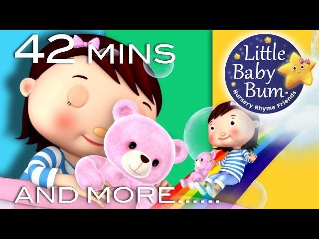 Bedtime Songs   Lullabies   Nursery Rhymes   42 Minutes from LBB!