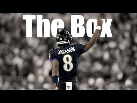 "Lamar Jackson Mix- ""The Box"" (Roddy Rich)"