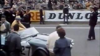 Triumph TR4 (TRS) - 1961 Le Mans 24hrs (10th June 1961)