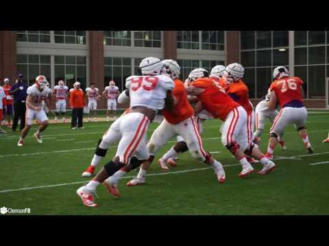 Clemson Football || Clelin Ferrell Mic'd Up