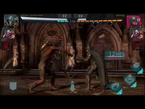 Vidéo Injustice 2