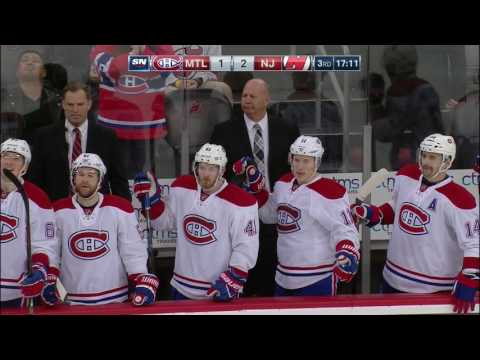 Radulov gives Canadiens life, beats Schneider from high slot