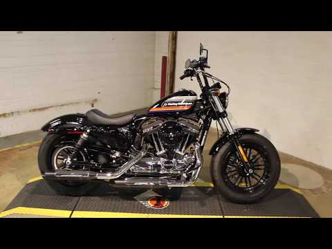 2018 Harley-Davidson Forty-Eight® Special in New London, Connecticut - Video 1