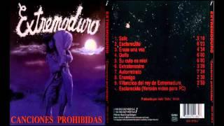 EXTREMODURO 1998 Canciones Prohibidas