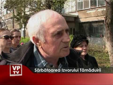 Sarbatoarea Izvorului Tamaduirii