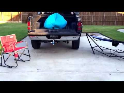 You need to properly relax at your next tailgate!