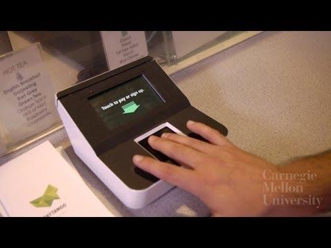 payer avec son doigt l empreinte digitale pour remplacer la carte bancaire l 39 espace libre. Black Bedroom Furniture Sets. Home Design Ideas