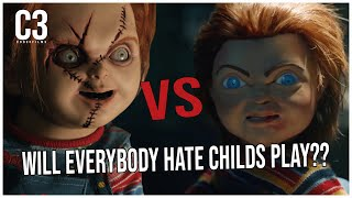 WILL EVERYBODY HATE CHILDS PLAY?? - CODE 3 Highlights
