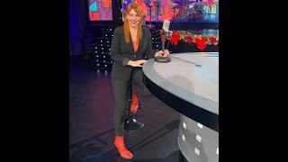 Gabriella Greison intervistata su Rai Uno da Gigi Marzullo nella notte…