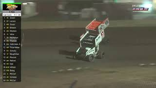 Highlights: 2020 ASCoC @ Plymouth Dirt Track