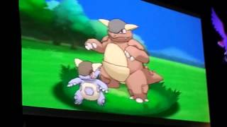Mega Kangaskhan confirmed for next mega evolution!