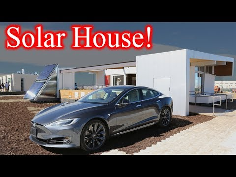 Solar Decathlon! Most Efficient Homes in the WORLD!
