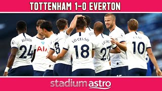Tottenham 1 - 0 Everton | EPL Highlights | Astro Supersport