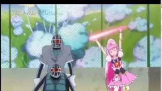 Megumi Aino  - (HappinessCharge PreCure!) - Happiness Charge Precure ! - Cure Lovely Home run