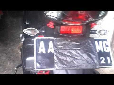 Video Modif lampu belakang mio m3/mio Z
