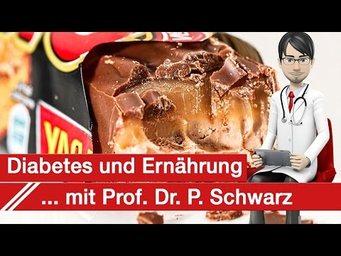 Der Suppe mit Typ-2-Diabetes
