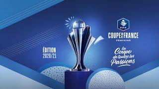 Replay Tirage au sort du 3ème tour Coupe de France Féminine