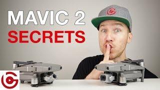DJI MAVIC 2 SECRETS: Hidden Features DJI Didn't Tell You