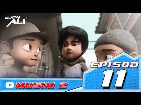 Ejen Ali Episod 11 - Misi: Harapan