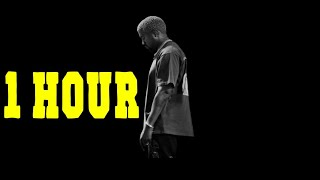 Kanye West - Pure souls [1 HOUR LOOP] ft. Roddy Ricch & Shenseea