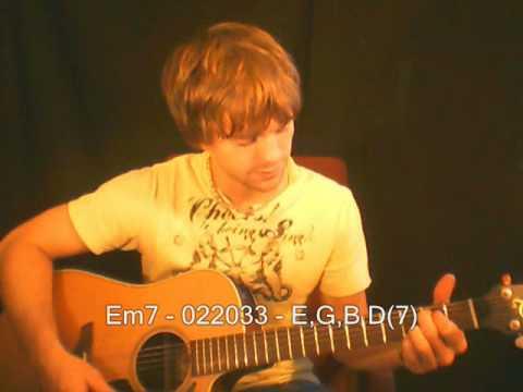 Guitar Lesson - All Chords 8 - Key G