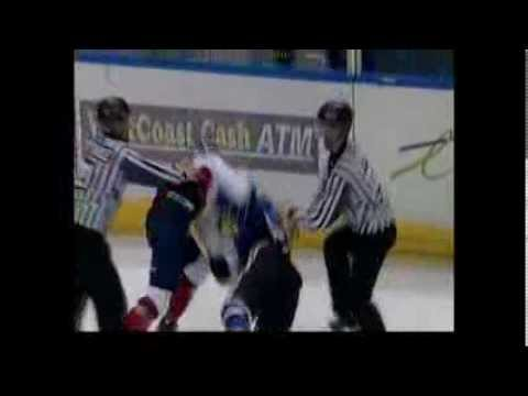 Brady Ramsay vs Ryan Gagnon