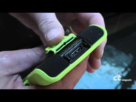 USB-Festplatten: Ab ins Wasserbad