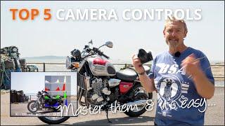 Top 5 Camera Controls