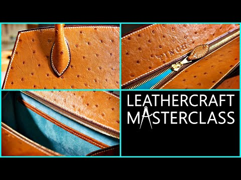 Luxury Bag Making | New Designs & Techniques - YouTube