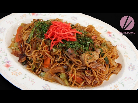 Asian at Home | Yakisoba
