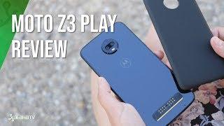Moto Z3 Play, análisis
