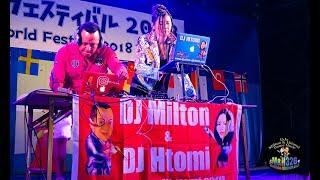 Latin Night in Kobe World Festival 2018