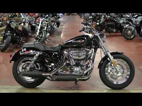 2017 Harley-Davidson 1200 Custom in New London, Connecticut - Video 1