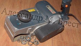 Зубчатый ремень 130XL075 для электрорубанка Калибр РЭ-2000М от компании ИП Губайдуллин Н. В. - видео
